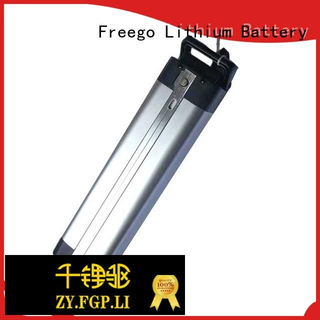 Freego rechargeable electric scooter battery online for bike