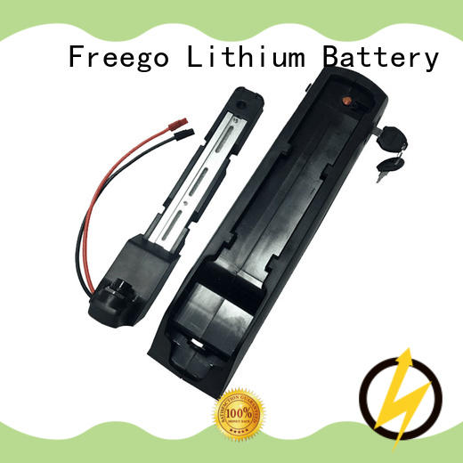 Freego electric lithium ion battery for ebike factory price for bike