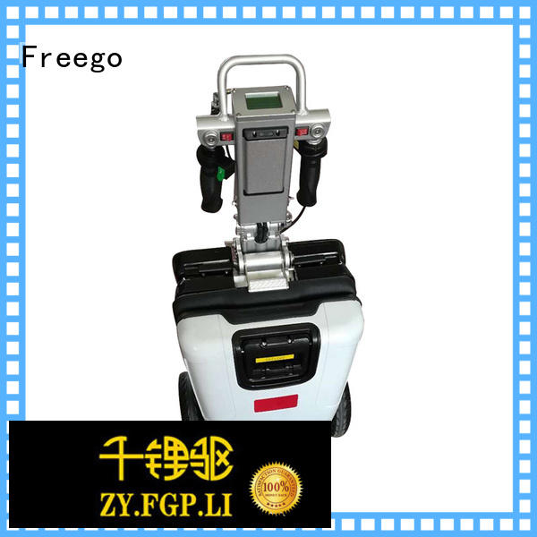 Freego foldable electric scooter bike directly price for outdoor
