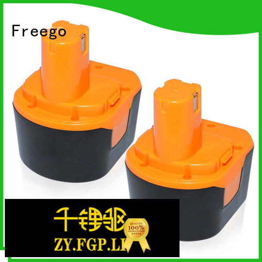 Freego dewalt electric drill battery supplier for tool