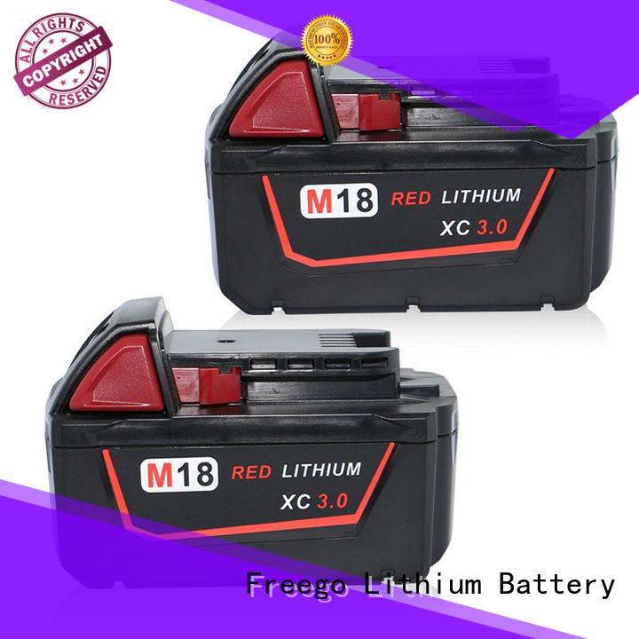 Freego series electric drill battery wholesale for drill