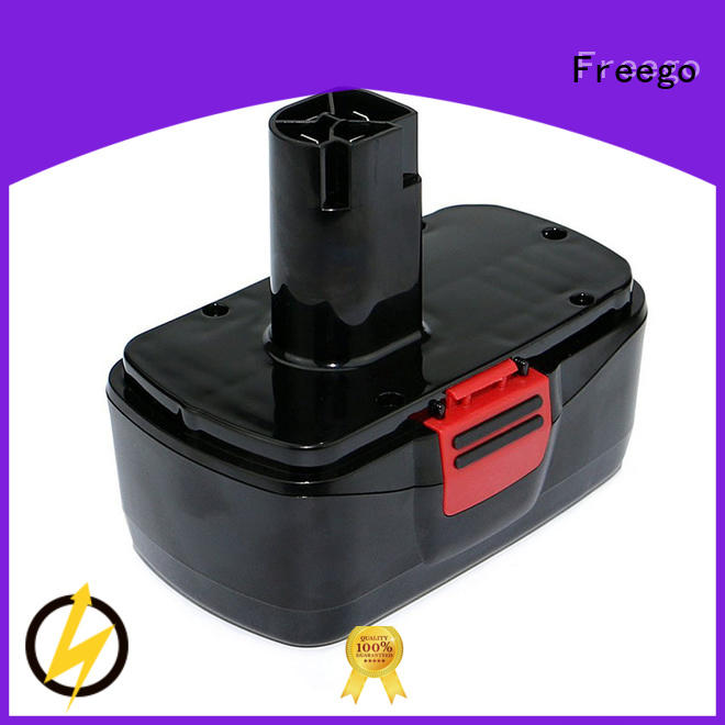 Freego nimhnicd drill battery from China for drill