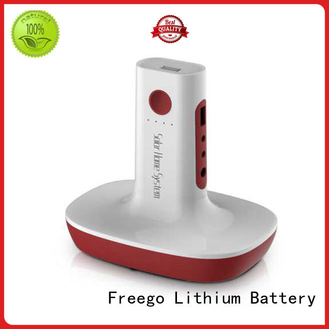 Freego ion portable battery bank on sale for outdoor