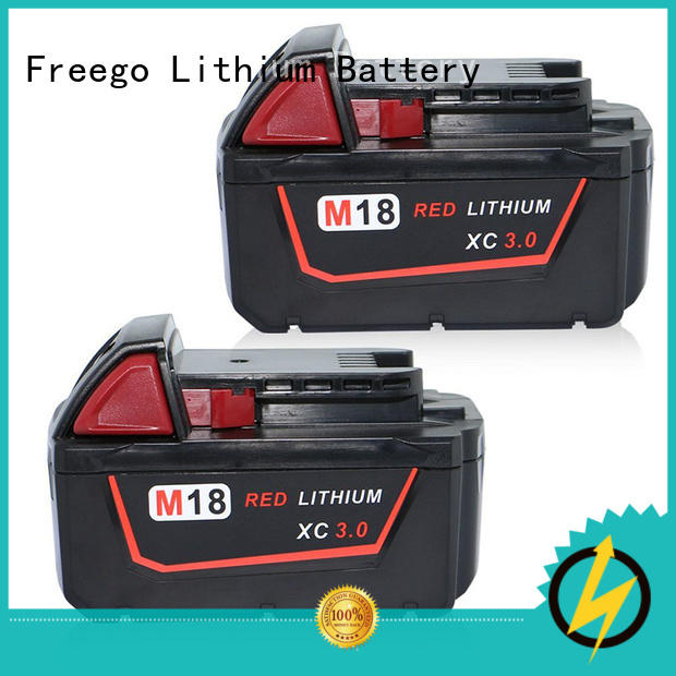 Freego durable cordless battery from China for drill