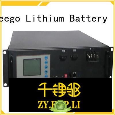 lithium battery for solar system 48v for Solar energy storage Freego