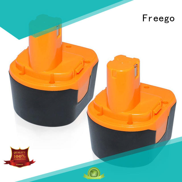 Freego craftsman cordless battery from China for instrument