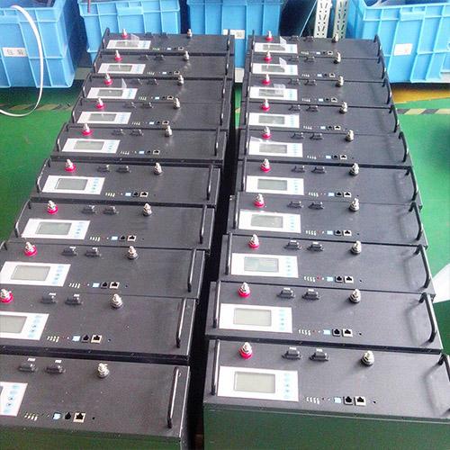 durable lithium ion battery for solar storage 48v manufacturer for power banks-3