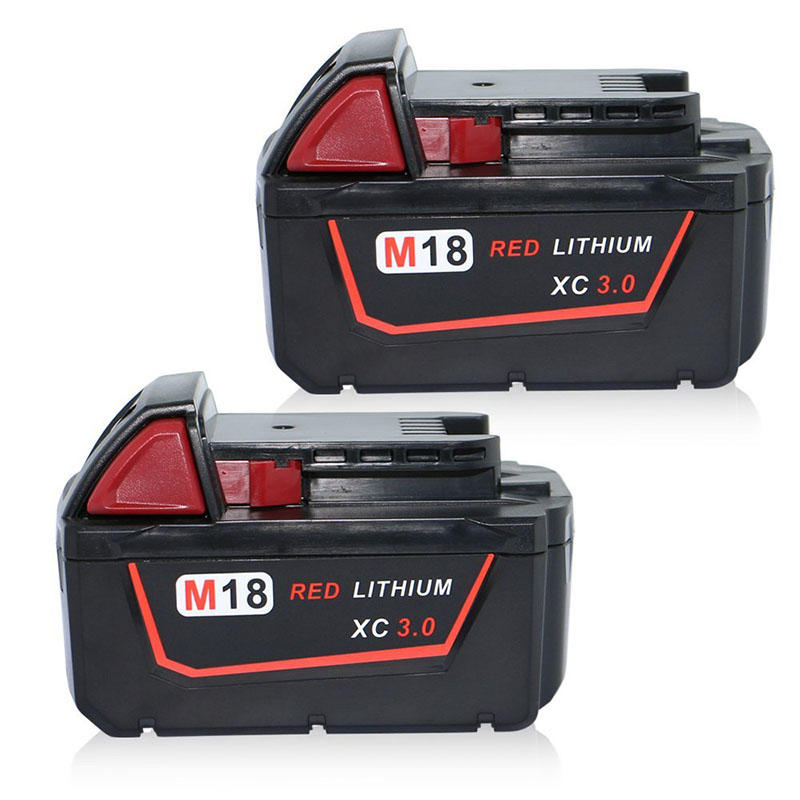 10.8V/12V/18V Ni-MH/Ni-CD Battery packs for For Milwaukee Series