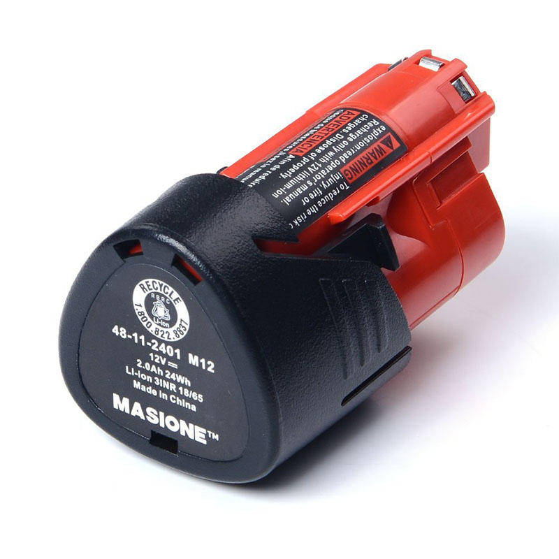 light weight drill master battery dewalt from China for instrument