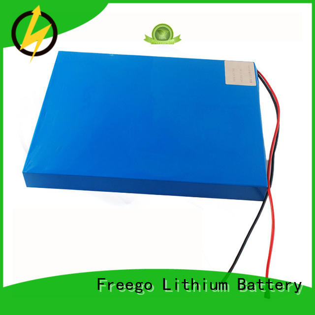 Freego ion lithium ion battery for solar storage manufacturer for street lights