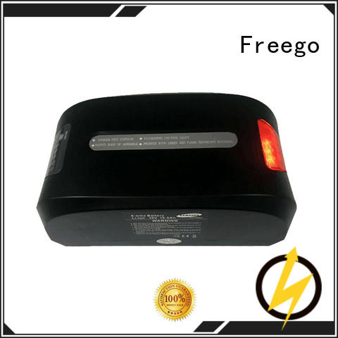 Freego good quality lithium battery for electric bike wholesale for bike