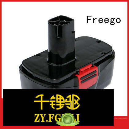 Freego craftsman electric drill battery wholesale for instrument