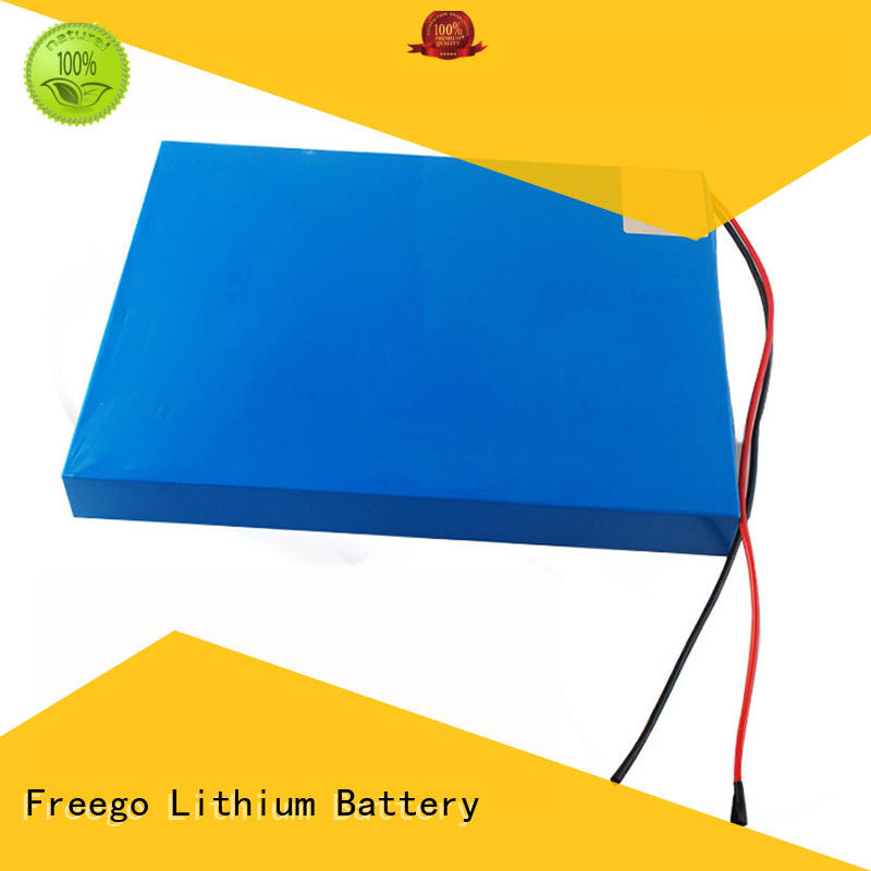 Freego 12v lithium ion battery for solar storage with good price for street lights