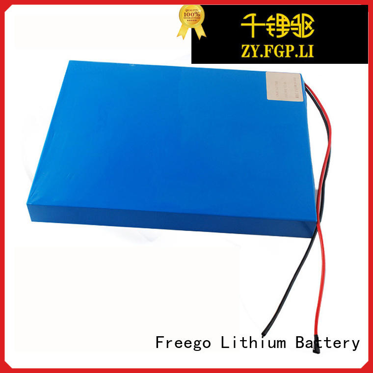 lithium ion battery for solar storage street for Solar energy storage Freego