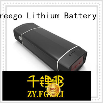 Freego packs lithium ion battery for ebike wholesale for bike