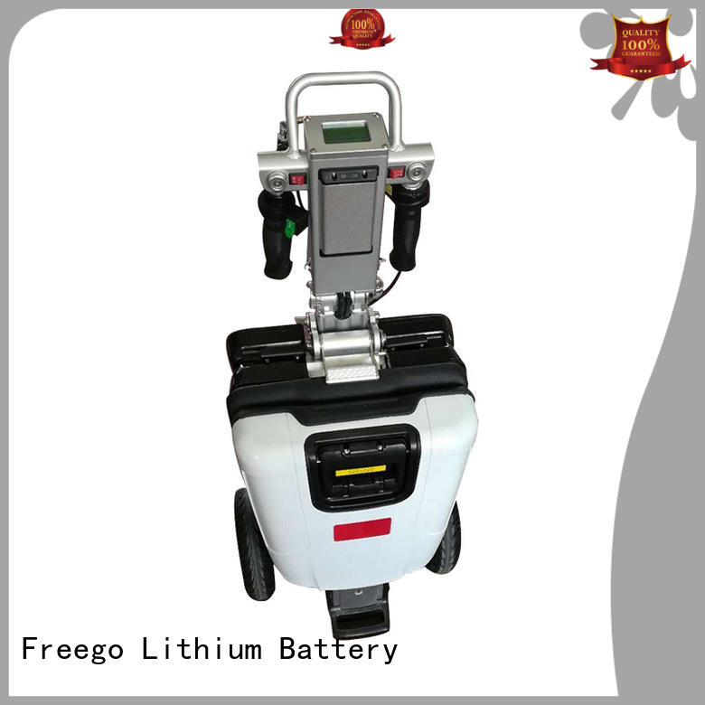 Freego custom electric riding scooters promotion for adult