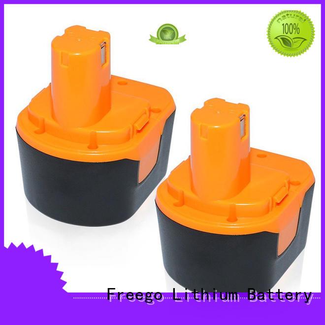 Freego 12v144v18v cordless drill battery from China for instrument