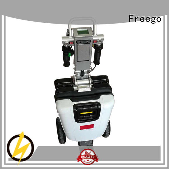 Freego custom electric riding scooters promotion for outdoor