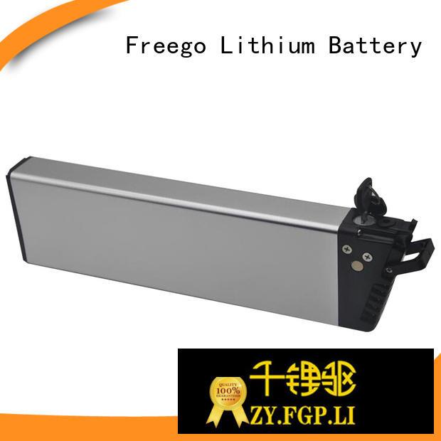Freego 1000w ebike battery wholesale for bike