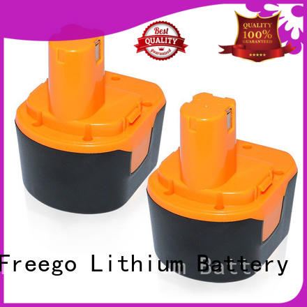 Freego durable rechargeable batteries for cordless drills series for instrument