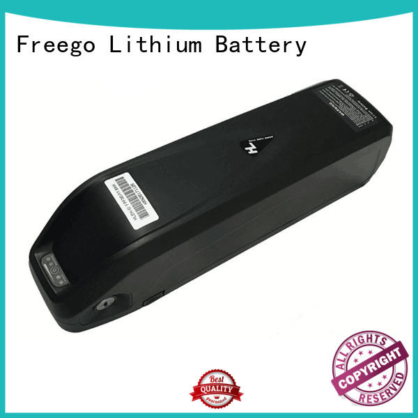 Freego good quality electric bike battery 48v online for electric bike