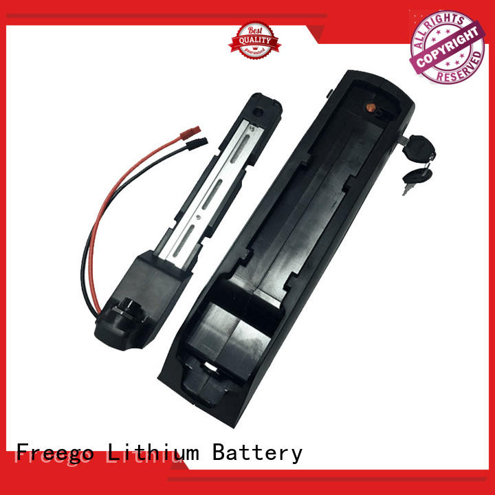 rechargeable electric cycle battery wholesale for electric bike Freego