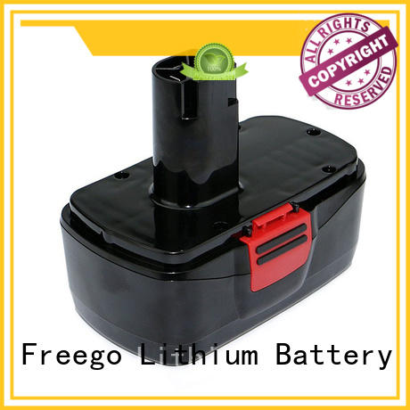 Freego practical power tool batteries cheap from China for instrument