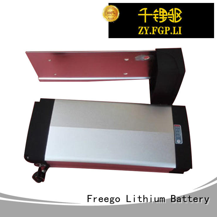 Freego good quality 48v ebike battery factory price for electric bike