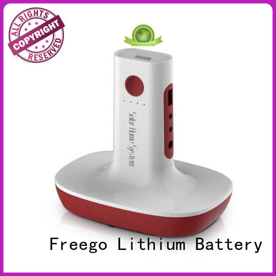 Freego good quality portable battery supplier for outdoor