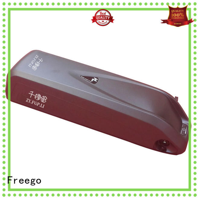 good quality e bike battery 48v 20ah silver factory price for electric bike