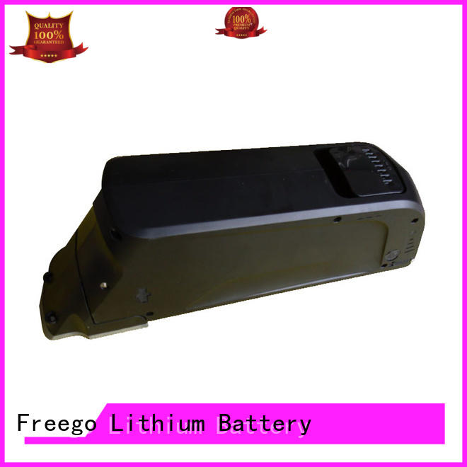 Freego safe electric bicycle battery online for electric bike