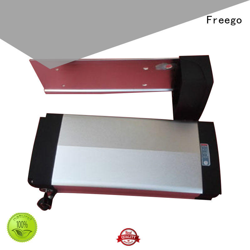 Freego rechargeable electric bike battery 48v on sale for electric bicycle