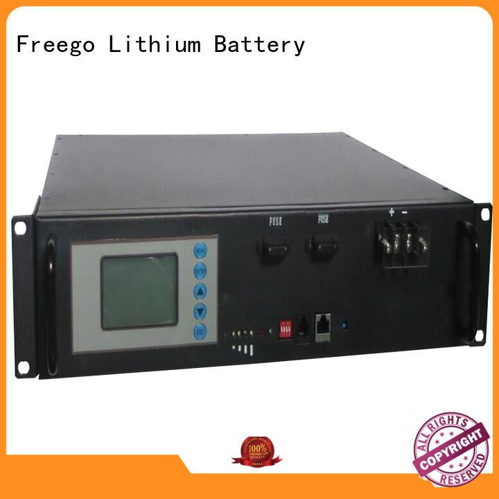durable lithium ion battery for solar storage 48v manufacturer for power banks