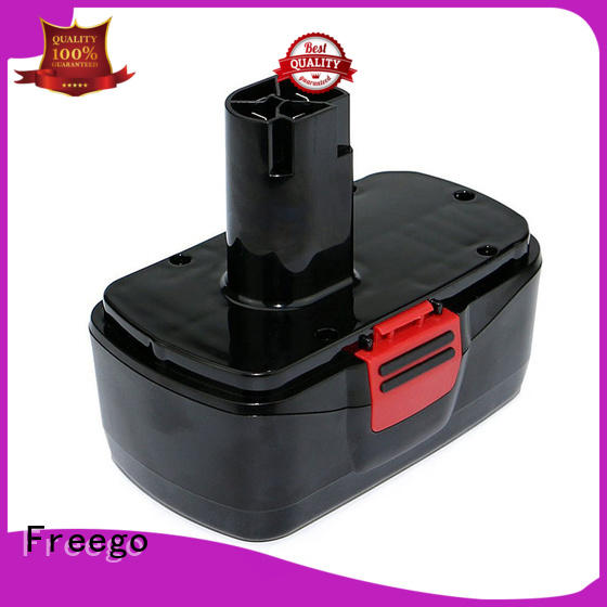 Freego practical cordless tool batteries from China for tool