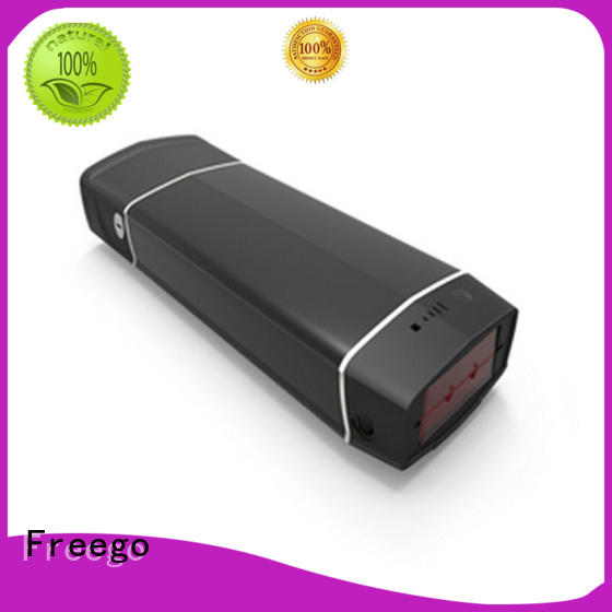 Freego safe ebike lithium battery factory price for electric bike