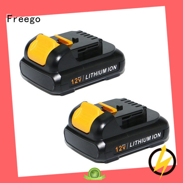 Freego light weight drill master battery series for drill