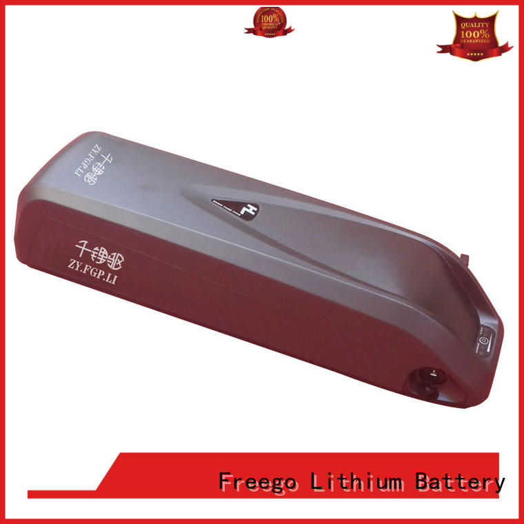 Freego safe 36v ebike battery factory price for electric bike