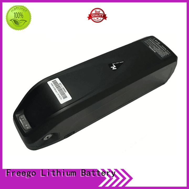 Freego ion lithium battery for electric bike wholesale for electric bicycle