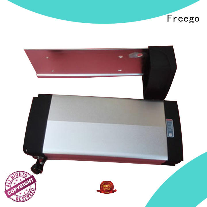 Freego fish lithium ion battery for ebike online for e-bike