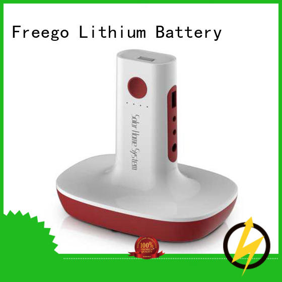 Freego battery best portable battery charger manufacturer for outdoor