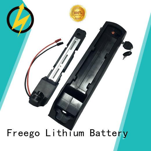 Freego customized 36v bike battery hero for bike