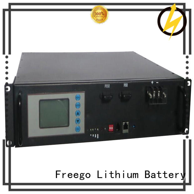 Freego long lasting lithium battery for solar storage inquire now for power banks