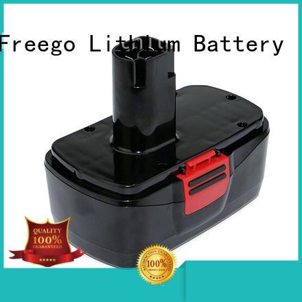 Freego 108v12v18v electric drill battery design for tool