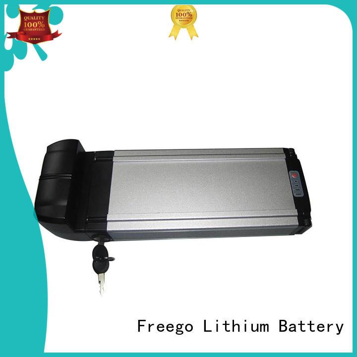 Freego packs 36v ebike battery online for bike