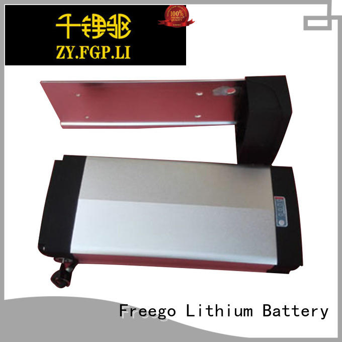 Freego safe 36v ebike battery factory price for electric bicycle
