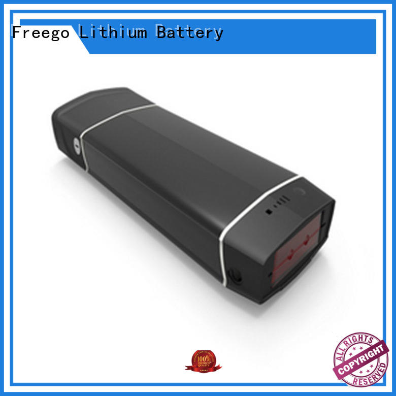 Freego customized electric bicycle battery factory price for bike