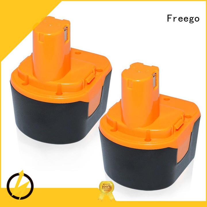 Freego durable drill battery design for drill