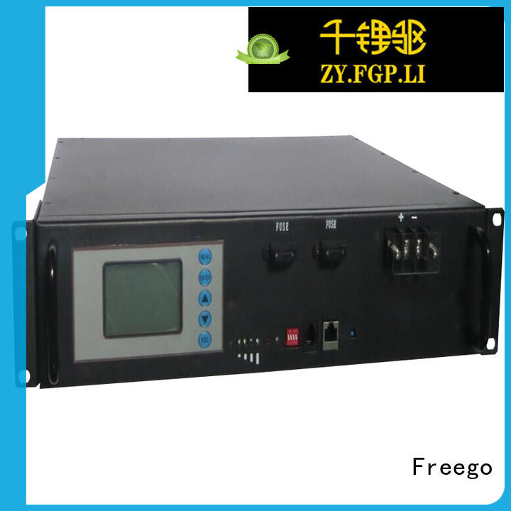 Freego durable lithium ion battery for solar storage with good price for Solar energy storage