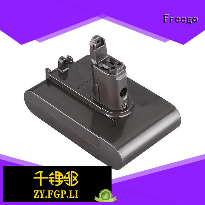 Freego safe dyson battery pack design for Dyson type