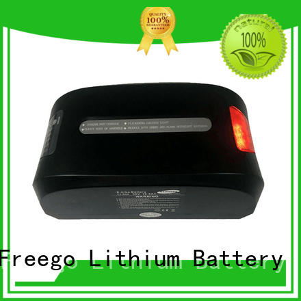 Freego safe lithium battery for electric bike on sale for bike